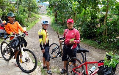 Bibit Daun Kelor Bandung setelah gowes pulang membawa bibit kelor odesa indonesia