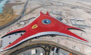 world theme park abu dhabi ostentatious yet marvelous