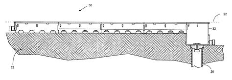 trench drain section patent us7507054 pre sloped trench drain system google