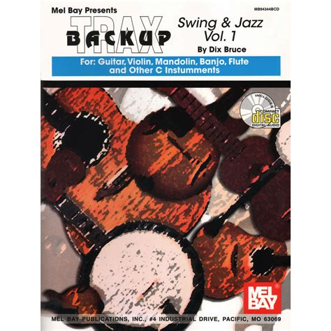 swing and jazz backup trax swing and jazz for violin and other c
