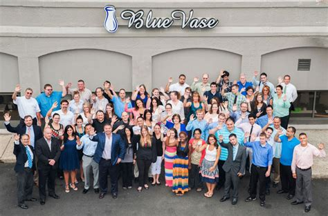 Blue Vase Marketing by Inc Magazine Ranks Blue Vase 9 In Ma In Advertising And
