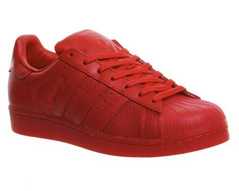 Adidas Superstar 1 tenis adidas para mujer tenis adidas rojos oscuro adidas superstar 1 rojos oscuro