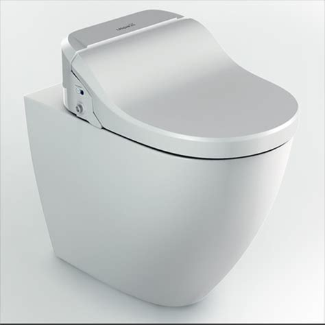 Japanese Toilet Bidet Combination by Gfs 7035 Shower Toilet