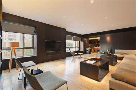 penthouse layan design group pty  shanghai living
