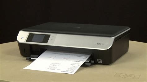 Printer Hp Envy 5530 printing a test page hp envy 5530 e all in one printer