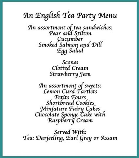 themes list english here s our suggestion for a traditional english tea party