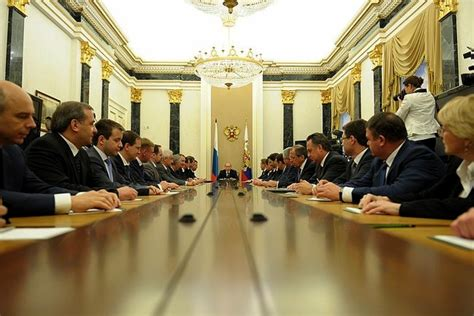 What Is A Government Cabinet by Russian Government Commission Approves Bill To Increase