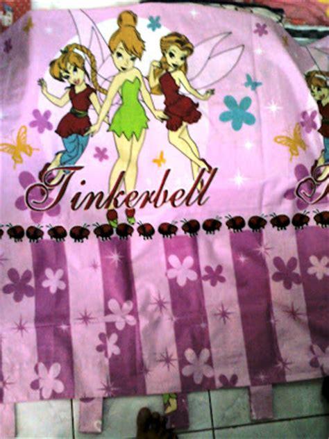 Bedcover Ukuran 120 Tinkerbell gorden tinkerbell walt disney ungu pasarsemarang