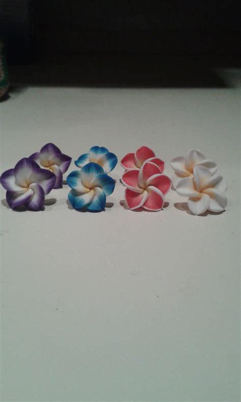 fimo fiori fiori in fimo materiali bigiotteria di idee