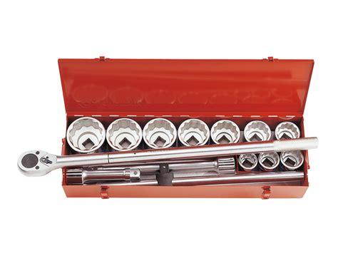 Air Impact Set 1in socket sets toolkits tool boxes socket sets tool kits