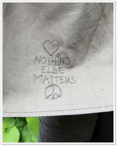 was heiã t nothing else matters auf katrins kleine meisterwerke nothing else matters
