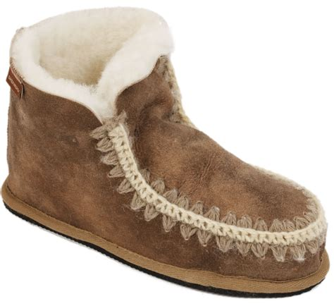 boot slippers shepherd pia quot boho quot sole sheepskin boot style