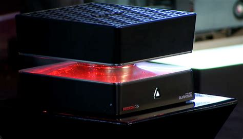 AMD unveils project Quantum: Ultra small PC with extreme