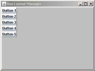 best layout manager for java cs 221