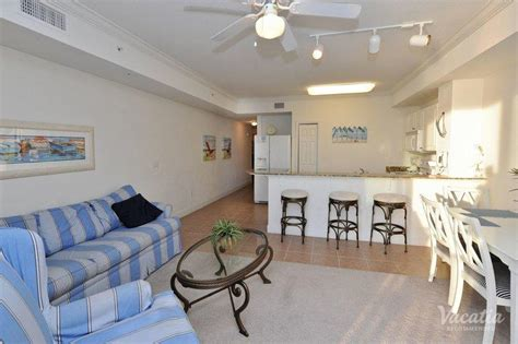 panama city beach 2 bedroom condo rentals two bedroom two bath gulf front tidewater beach resort