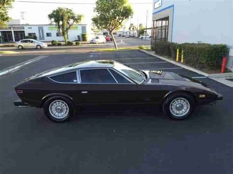 maserati brown maserati 1975 khamsin 1 of only 155 u s spec cars brown