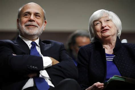 Kfed Leaves One Last Note by Yellen Disappointed Not To Get Second Term At Fed Helm