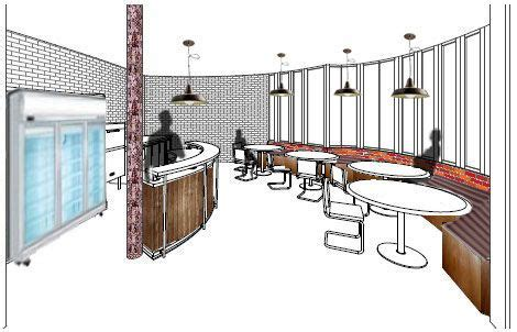 interior design and decoration rmit title fitzroy pool interior cafe perspective name jodi