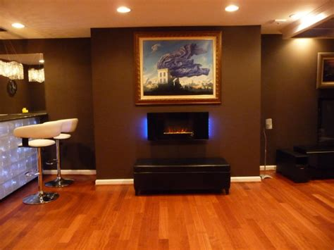 Make Your Basement Ideas So Cool Cool And Hip Basement Transformation Four Months Ago We Decided To Finish Our Basement And Make