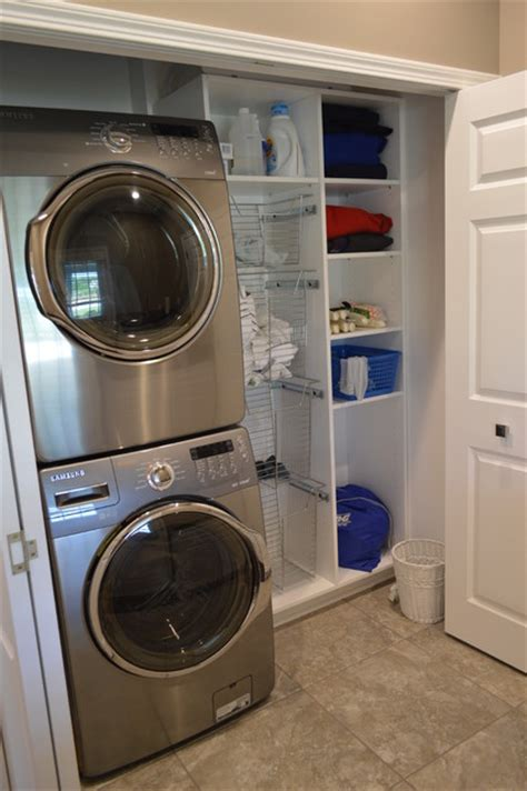 Kitchen And Laundry Room Designs Laundry Room Mudroom Kitchen Traditional Laundry Room Cleveland By Studio 76
