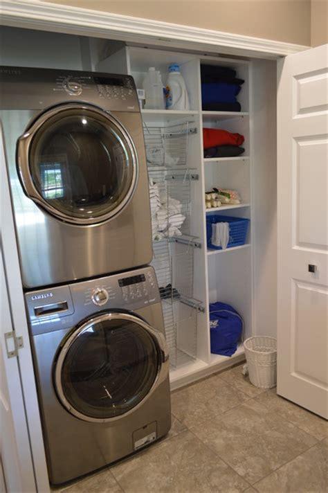 Laundry Room In Kitchen Ideas Laundry Room Mudroom Kitchen Traditional Laundry Room Cleveland By Studio 76