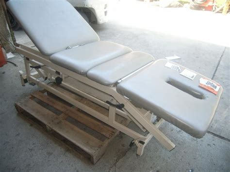 traction table for sale used chattanooga tre 24 traction table for sale dotmed