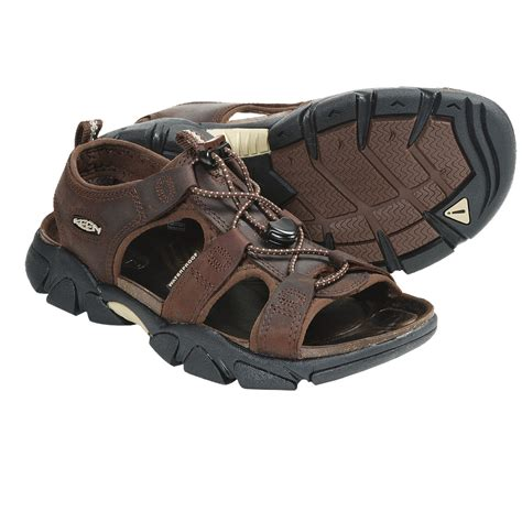 keen leather sandals keen sarasota sandals leather for save 56