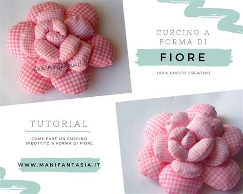 come fare i fiori di stoffa fiori di stoffa facili tutorial e spiegazioni manifantasia
