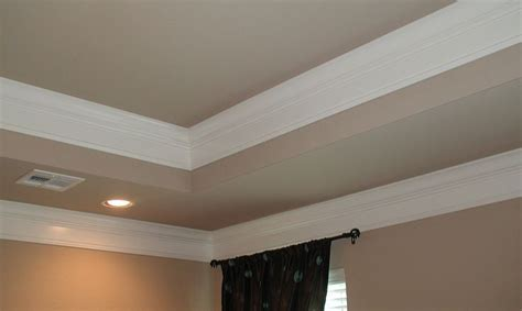 bedroom crown molding painted tray ceiling with crown molding tray ceiling