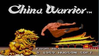 emuparadise the warriors china warrior usa rom