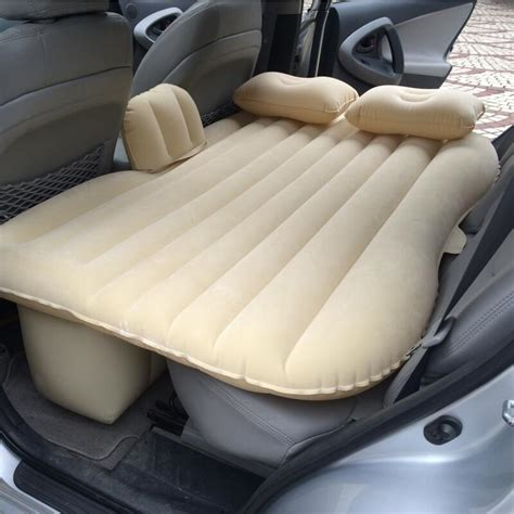 Travel Futon Mattress by 2016 Top Selling Car Back Seat Cover Car Air Mattress