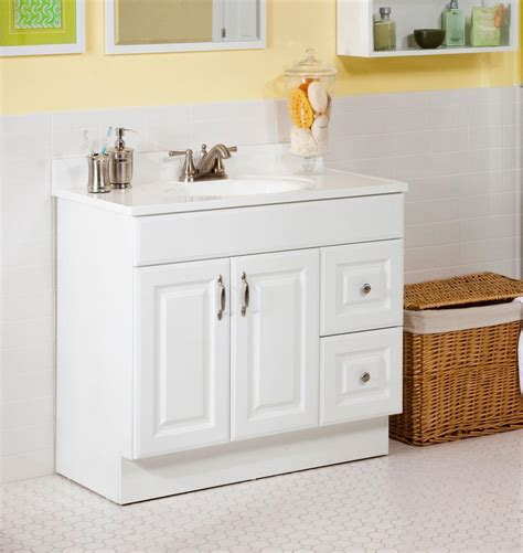 White Wood Bathroom Vanity China Classic 36in Bathroom Wood White Wash Vanity Cabinet Gb1024 Photos Pictures Made In