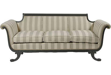 duncan phyfe style sofa duncan phyfe style sofa