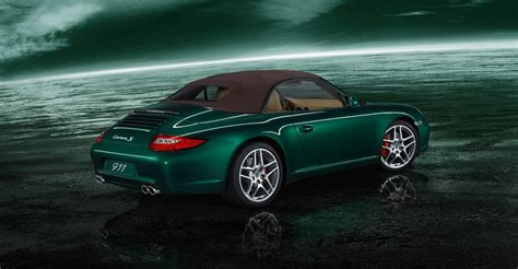 porsche 911 green 2011 green porsche 911 s cabriolet wallpapers