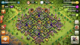 Th9 War Base With 4 Mortars » Home Design 2017