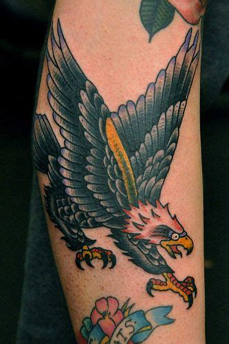 eagle tattoo uk 37 best eagle fire traditional tattoo images on pinterest
