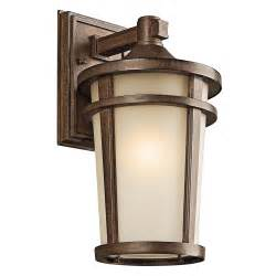 Wall Mounted Exterior Light Fixtures Kichler 49072bst Atwood Outdoor Wall Mount Lantern