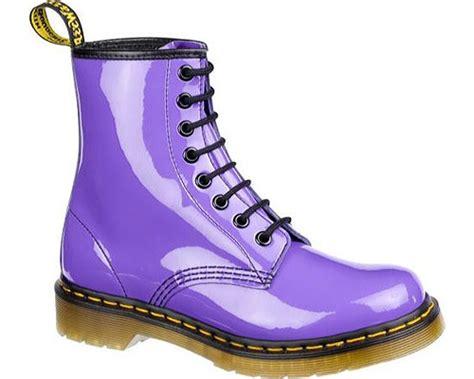 light pink doc martens dr martens 1460 8 eye boot patent ler pastel colors