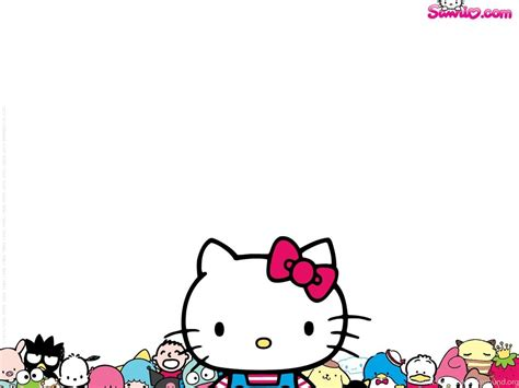wallpaper computer hello kitty 90 hello kitty wallpaper backgrounds desktop background