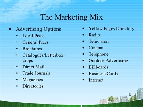 Mba Ppt On Advertising by Approaches To Marketing Ppt Mba