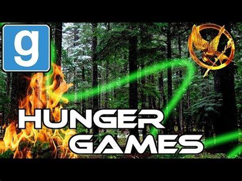 hunger games mod garry s mod more hunger games garry s mod youtube