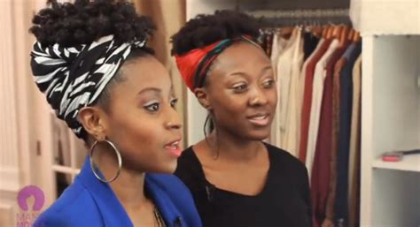 pics of wrap with natural hairstyles in md this is how we wrap video un ruly