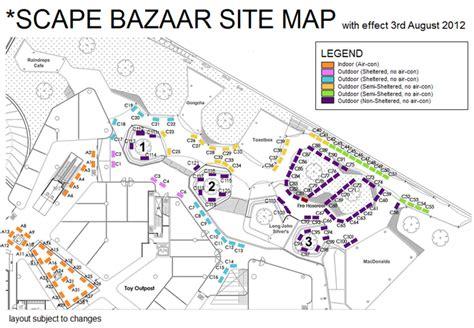 vivocity layout plan balloting scape bazaar