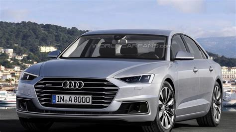 Is Audi A Luxury Car by 2018 Audi A8 Is Ready To The Consumers