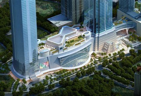 Building Plan schematic design 171 signature tower jakarta scbd 638