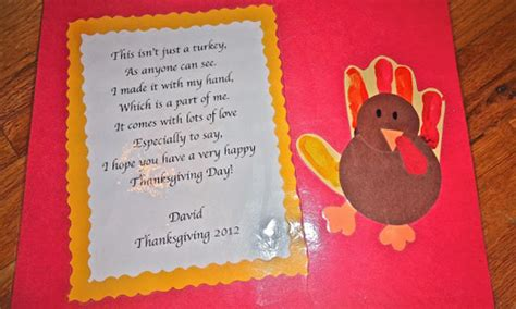 thanksgiving placemat craft for 11 simple thanksgiving crafts can make help we ve
