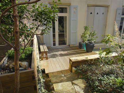 vente rez de jardin Croix Rousse Lyon 4 appartement terrasse F3 Croix Rousse