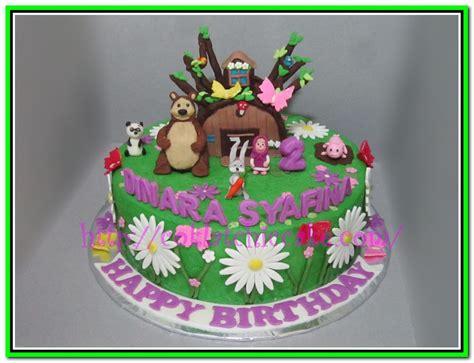 kue ulang tahun masha and the indobeta