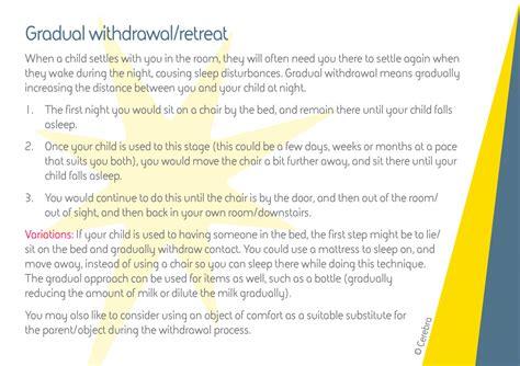 Gradual Detox by Sleep Cards Cerebra