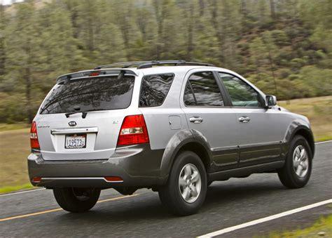 Kia Sorento 2009 Reviews 2009 Kia Sorento Pictures Photos Gallery Motorauthority